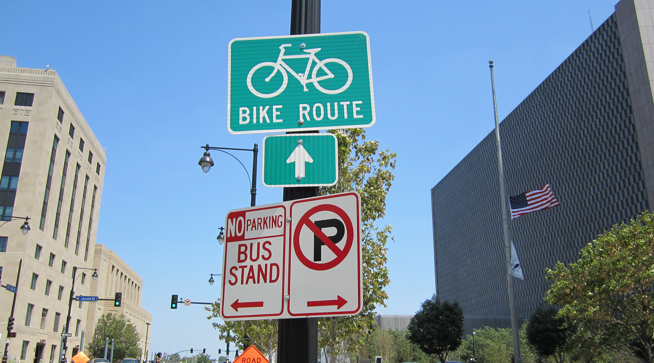 Bikes Kcmo more bicycle friendly by