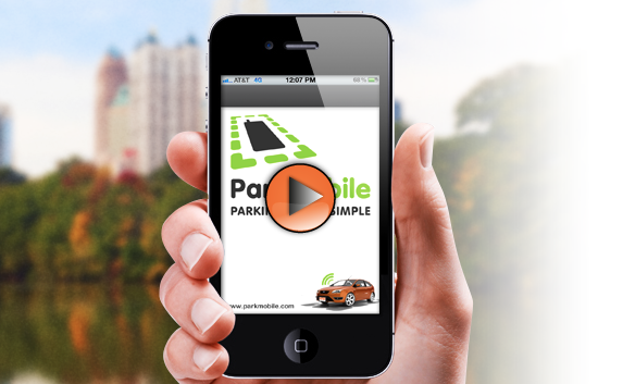 KCMO visitors can now pay for parking with a mobile parking app!