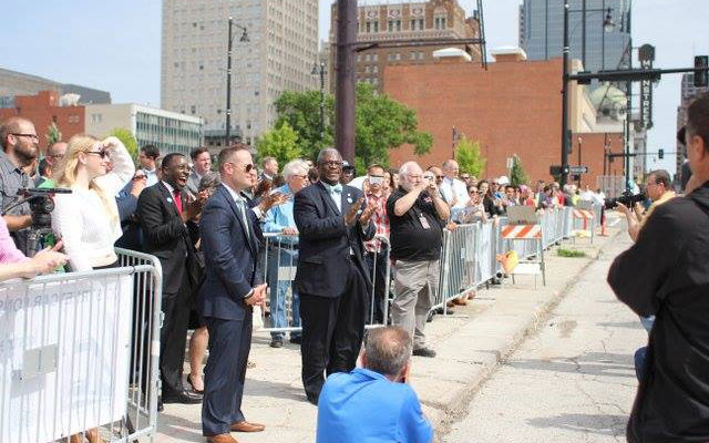 Kansas City Breaks Ground On Streetcar Line