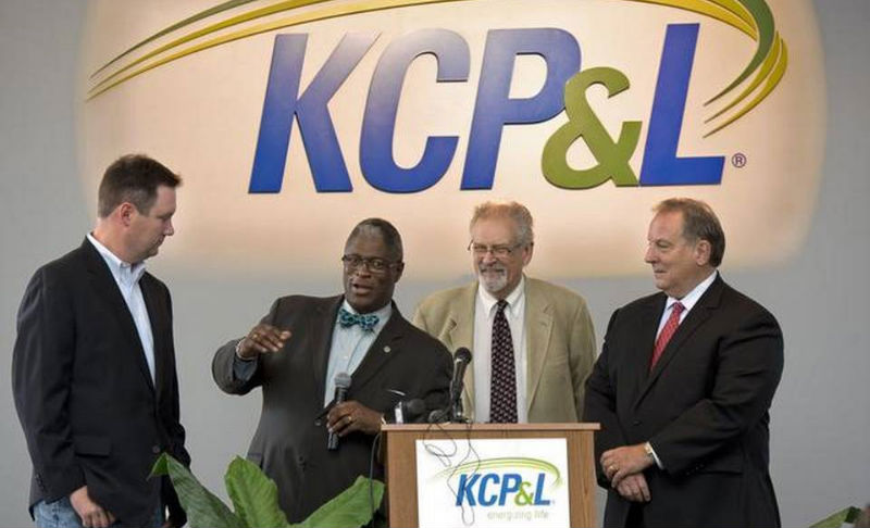 Mayor, KC Chamber And Utility Come Together To Promote Energy Efficiency