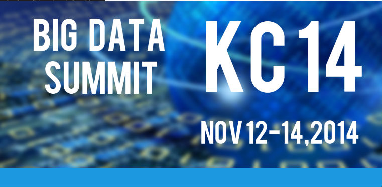 Second Annual Big Data Summit KC To Be Held Nov. 12-14
