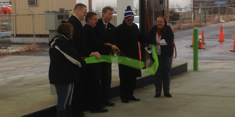 KCMO to open fifth high speed fill CNG station