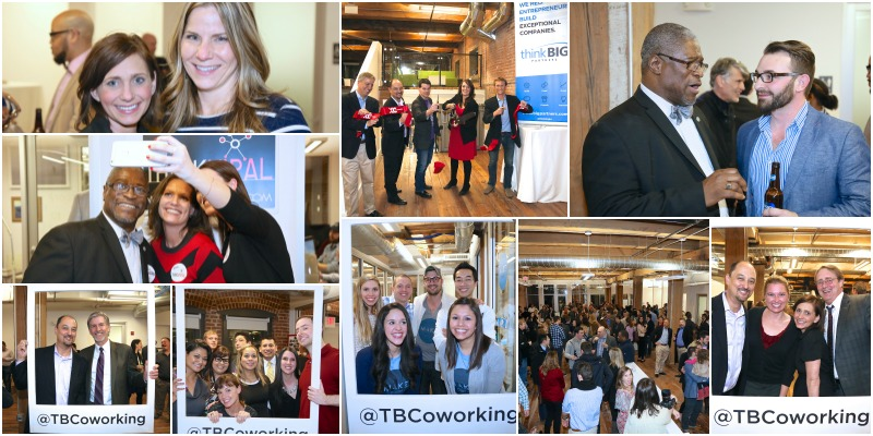 Grand Opening Of Think Big Coworking Space Represents Growing Entrepreneurial Ecosystem In KC