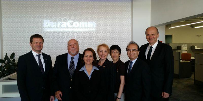 Czech and Slovak Republics Ambassadors Visit KCMO