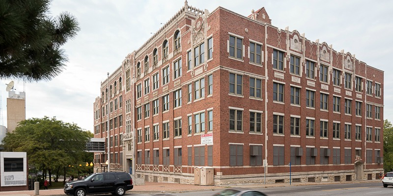Historical Building Highlight: Westport Commons