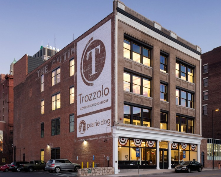 Trozzolo building