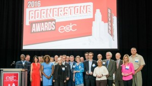 Cornerstone 2016 winners