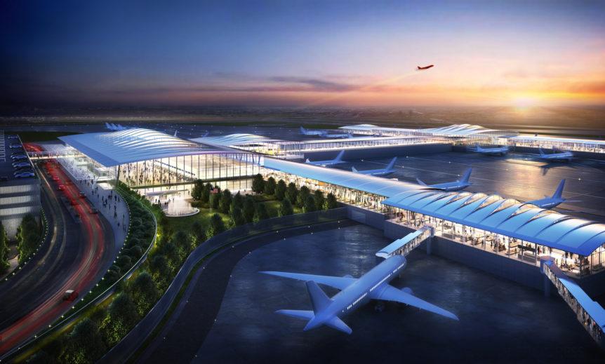 New KCI Terminal