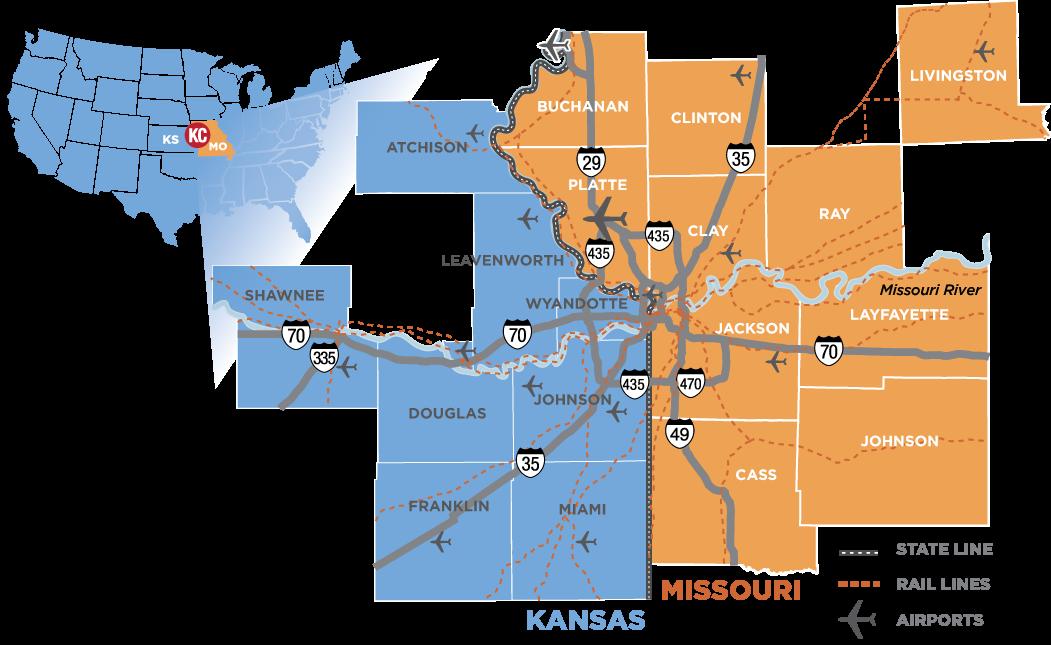Air Zone Kansas City Missouri