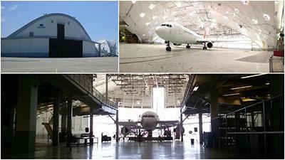 Kansas City Air Center Infrastructure